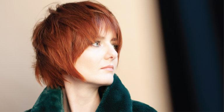 shooting photo modele coiffure