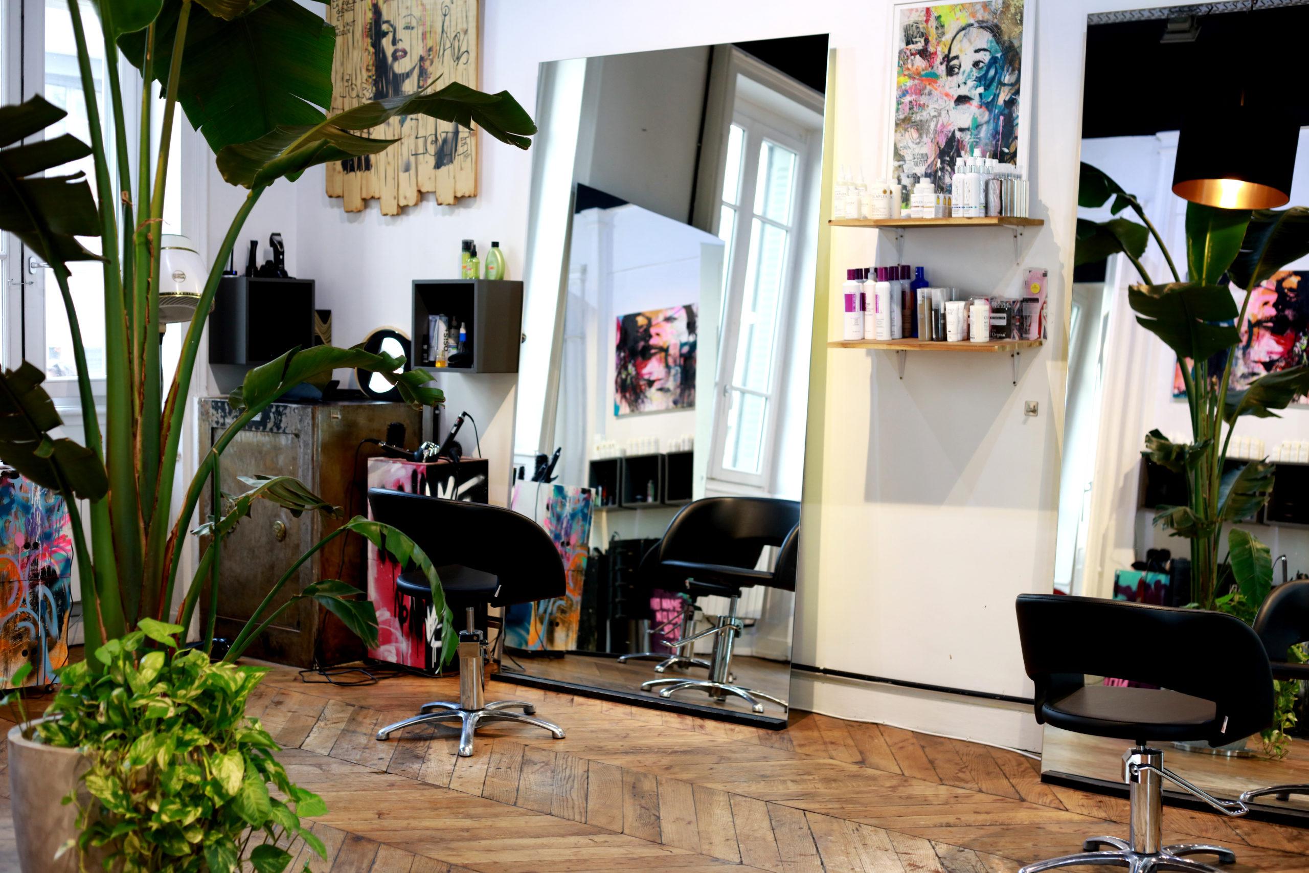 Salon de coiffure en appartement lyon 2