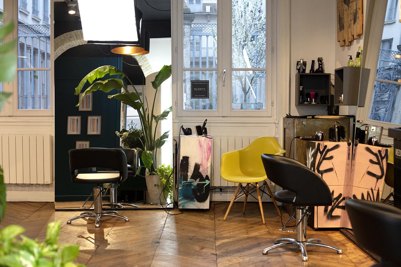 Salon de coiffure No Name Lyon 2